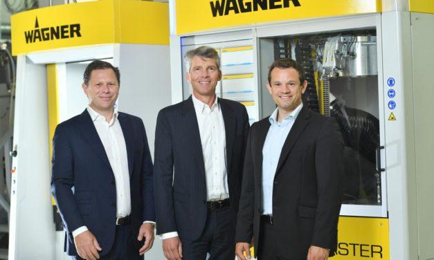 WAGNER erfolgreich auf Innovationskurs