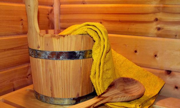 Sauna – Wellness und Entspannung für den Körper